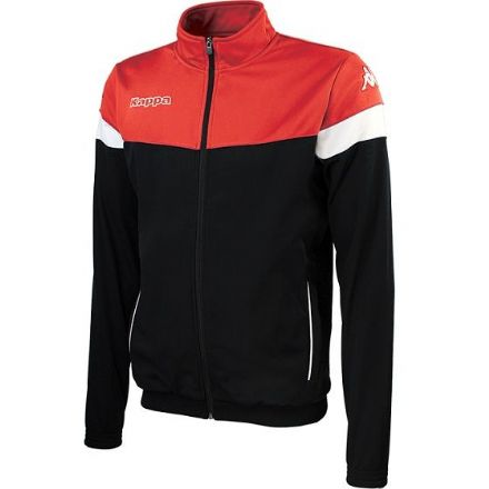 Vacone Tracktop Black / Red / White